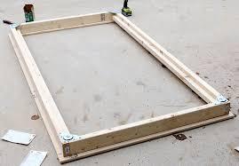 fabulous diy twin platform bed frame diy twin platform bed