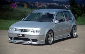 My perfect Volkswagen Golf 4. 3DTuning - probably the best car ...