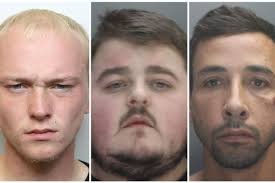 Brat arsonist, cocaine dealing taxi driver and knife creep jailed this week  - Liverpool Echo