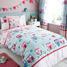 young owl single duvet cover set size south africa