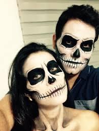 skull face painting tutorial