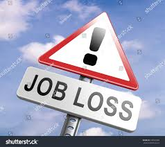 Job Loss Unemployment Getting Fired Employment Stock Illustration