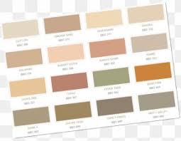 Color Chart Furniture Paint Wall Png 2292x3202px Color