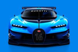 Vision gt was meant to showcase concepts. Bugatti Vision Gran Turismo Concept Shown Before Frankfurt