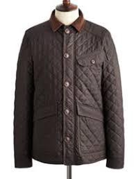 Men's Autumn/Winter 2014 Fashion Trend: Quilted Jackets | FashionBeans & Mens Quilted Jacket Bark BrownShop · Mens Quilted Jacket Bark Brown Adamdwight.com