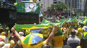 Resultado de imagem para manifestações brasileiras sobre direitos