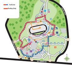 Rir Seating Chart Richmond Raceway Map