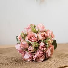 <b>Silk Rose Bouquet</b>   Wayfair
