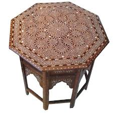inlaid wood table bone inlaid wood table from for antique inlaid wood coffee table