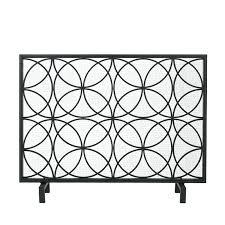 ornate fireplace screens astonishing single panel black ornate fireplace screen at decorative fireplace screens uk