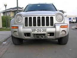 jeep liberty winch install