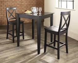 barnwood table redwood img furniture rustic pub table set chrome industrial pendant lamps circle