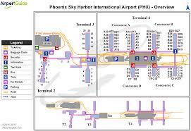 Phoenix Sky Harbor International Airport Kphx Phx