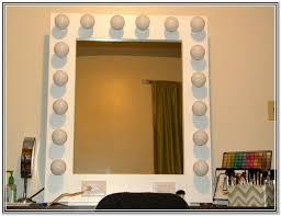 vanity table with lights around mirror. vanity table mirror with lights around