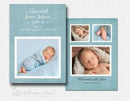 free baby announcement templates free birth announcement templates for photoshop