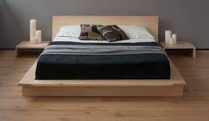 Oregon Low Platform Bed Frame Beds St ~ Ananthaheritage