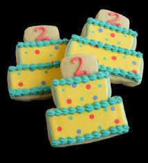 Perfect Birthday Cookies