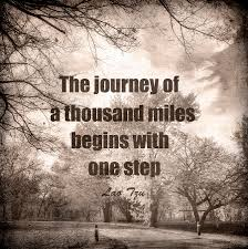 The Journey Zen Quote Photo Art By Ann Powell