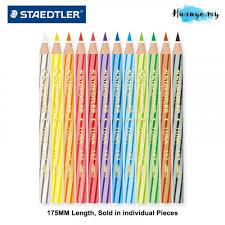Staedtler Colored Pencils 48 Color Chart Staedtler Luna Watercolour Colour Pencil Individual Pieces
