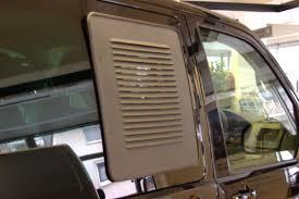 Lüftungsgitter Schiebefenster Vw Bus T6 Re Exclusiv