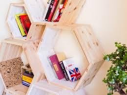 How to Make a Hexagon Bookshelf and Cat Tree