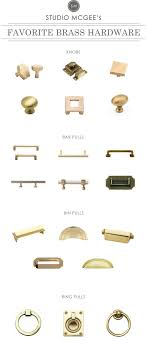 Best 25+ Brass cabinet hardware ideas on Pinterest | Brass ...