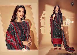 Winter Suit Design 2018 Winter Collection 2018 Wholesale Designer Pashmina Dress