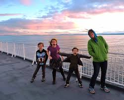 by sea bc ferries to vancouver island