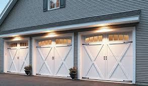 garage doors that look like barn doors