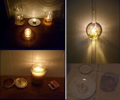 1 mason jar oil lamp diythought