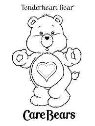 Small Picture Care Bear Coloring Pages Fantasy Coloring Pages in Care Bear