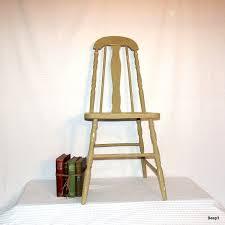 vintage kitchen wood chairs photo 1