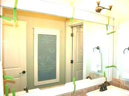 awesome how to remove glass mirror from bathroom wall remove mirror from wall remove mirror wall