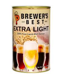 Coopers Light Liquid Malt Extract Brewers Best Extra Light Liquid Malt Extract 3 3 Lb