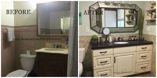 Bathroom Remodel Before  After - Bathroom remodel before and after pictures