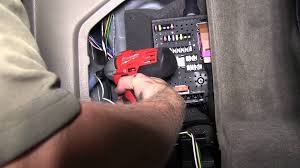 installation of a trailer wiring harness on a volvo xc installation of a trailer wiring harness on a 2007 volvo xc70 etrailer com