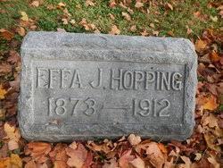 "Effa Jane ""Effie"" Sutton Hopping (1873-1912) - Find A Grave Memorial"