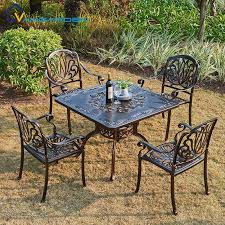 china bistro patio set