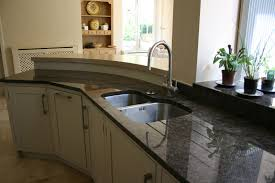 Kitchen Granite Worktop Granite Worktop In Kitchens Ward Log Homes