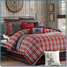 red and black plaid comforter set extravagant sets queen navigation target 11 check bedding interiors 27