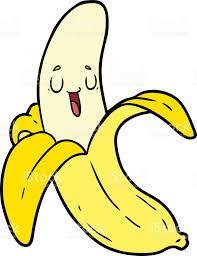 Dessin Anim La Banane Cliparts Vectoriels Et Plus D Images De