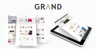 Ecommerce Website Template Awesome Grand ECommerce Furniture Template By HasTech ThemeForest