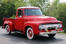 1954 Mercury M100 Custom Cab 1/2 Ton Pickup
