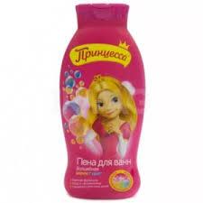 <b>Пена для</b> ванн <b>Принцесса</b> Волшебная меняет цвет | Отзывы ...