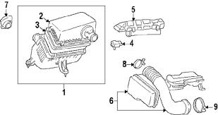 Parts.com® | Toyota Land Cruiser Engine - Trans Mounting OEM PARTS