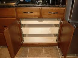 Cabinet Drawer Rails Awesome 15 Kitchen Cabinet Drawer Slides Gallery Home Designs