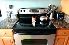 broken glass stove top glass top stove glass top stove cast iron glass top stove cast broken glass stove