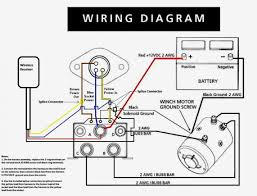 new electric winch wiring diagram schematic diagrams shema winch2 amazing electric winch wiring diagram schematic diagrams warn 11 solenoid block and 2500 parts