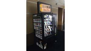 AtT Vending Machines Interesting Vending Machine Business Selling LocallyMade Products Expands To