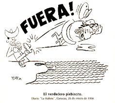 Resultado de imagen para el 23 de enero de 1958